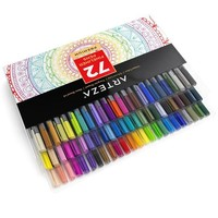 Arteza.com: Real Brush Pens - Watercolor (Set of 24) - Arteza®