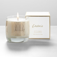 Gardenia Essential Boxed Candle by ILLUME