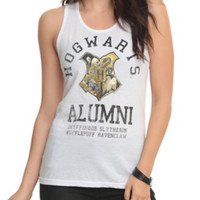 Harry Potter Hogwarts Alumni Girls Tank Top