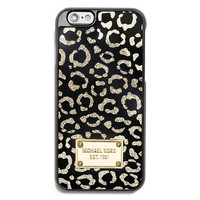 MICHAEL Michael Kors Glitter Leopard iPhone 6 Cover | Dillards