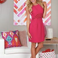 EVERLY Sweet Soul Mates Dress