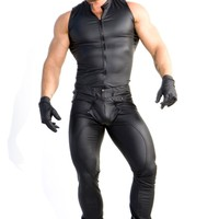 SLICK IT UP: Spandex Fetish Gear for Men