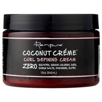 Renpure Coconut Creme Curl Defining Cream - 12.0 oz