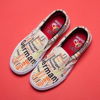 Vans Classic Fashion Old Skool Flats Sneakers Sport Shoes-180