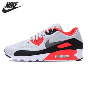 PEAPON Original New Arrival  NIKE AIR MAX 90 ULTRA SE Men's Cushioning Running Shoes Sneakers