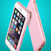 Iphone 6/6s Stylish Hot Deal Cute On Sale Apple Iphone Silicone 3 In 1 Phone Case [8383587527]
