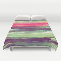 Follow me Duvet Cover by VessDSign   Society6
