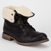 Dirty Laundry Raeven Womens Boots Black  In Sizes