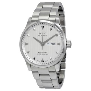 Mido Multifort Automatic Silver Dial Watch M005.431.11.031.00