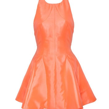 Peachy Keen Electric Dress