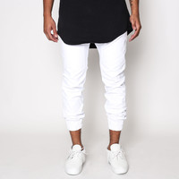 Golden Denim - Marathon - White