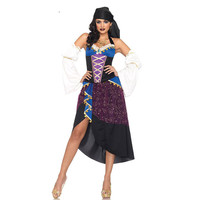 Halloween Costume Party Pirate Devil Uniform [8978955847]
