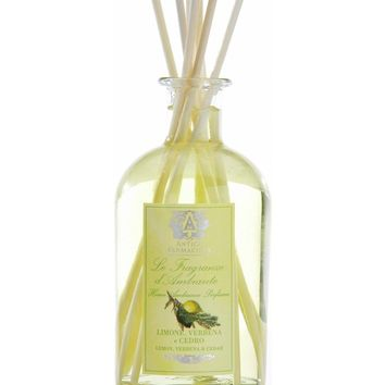 Lemon, Verbena & Cedar 250ml Diffuser by Antica Farmacista