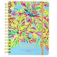 17 Month Large 2017 Agenda in Island Time by Lilly Pulitzer