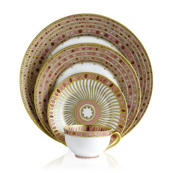 Syracuse Rose Dinnerware