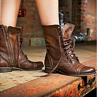 Combat Boots For Women | Steve Madden Troopa Boots