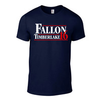 Jimmy Fallon. Jimmy Fallon Clothing. Fallon Clothing. Fallon Timberlake '16 Presidential Political Funny