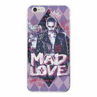 FREE Joker Harley Quinn Mad Love Suicide Squad Phone Case For iPhone And Samsung Galaxy