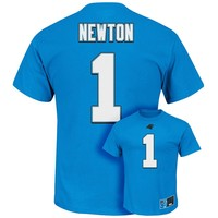 Majestic Carolina Panthers Cam Newton The Eligible Receiver II Tee