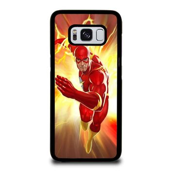 THE FLASH 4 Samsung Galaxy S8 Case Cover