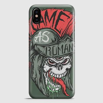 We Came As Romans iPhone X Case
