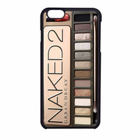 Naked Palette 2 iPhone 6 Case