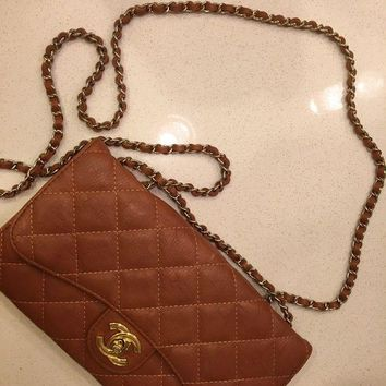 DCK4S2 Women's Quilted Chain Bag Chanel bag