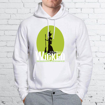 Wicked Musical Unisex Hoodies - ZZ Hoodie