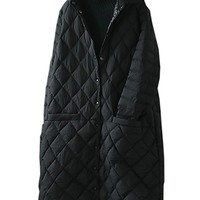 Women's Down Jacket Coat Feather Dress Casual Loose Fitting Winter