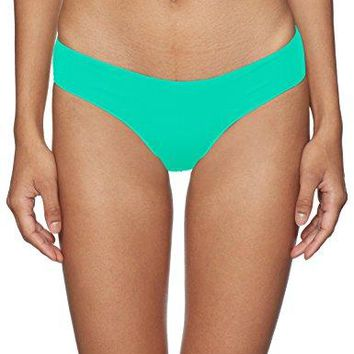 Rip Curl Womens Juniors Classic Surf Hipster Cheeky Coverage Bikini Swim Suit Bottom