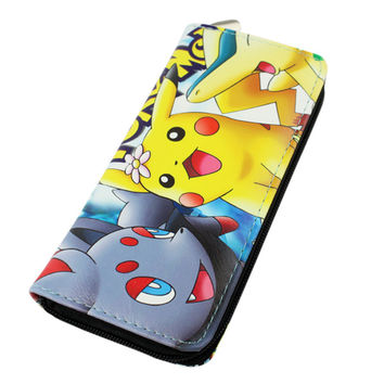 Pokemon Zip Around Wallet