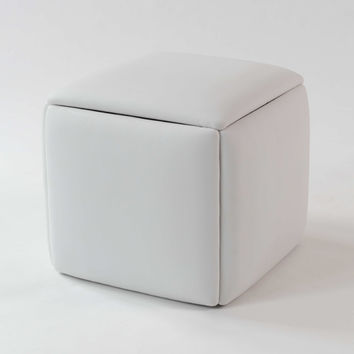 Cubista | Resource Furniture | Nesting Ottoman
