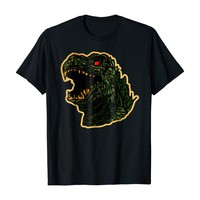 Green Monster Madness Creature Tshirt