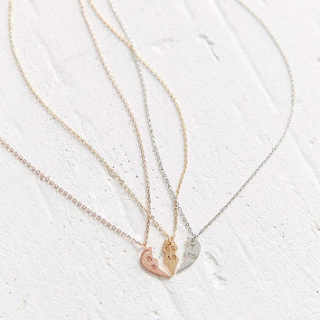Best Babes Trio Necklace Set | Urban Outfitters