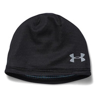Under Armour Men's UA Tech? Update Beanie Black/Steel/Graphite Hat One Size