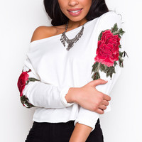Let You Go Rose Top