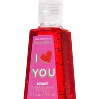 Bouquet Pocketbac Sanitizing Hand Gel   - Anti-Bacterial - Bath & Body Works