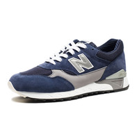 NEW BALANCE 496 CLASSIC BRINGBACK - NAVY/GREY | Undefeated