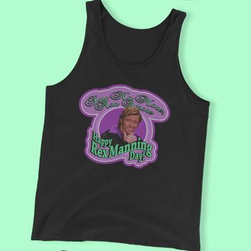 Empire Records Happy Rex Manning Day Men'S Tank Top