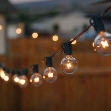 Globe String Lights For Bedroom : Globe String Lights from Mix and Bash Epic Wishlist
