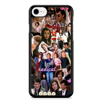 90S Movie Collage iPhone 8 Case