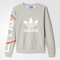 adidas Light Sweatshirt - Grey | adidas US