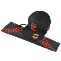 Black Widow Combo - Hat, Sleeve and Wristband
