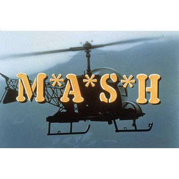 M.A.S.H. 27x40 Movie Poster (1970)