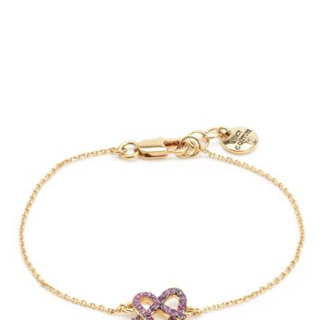 Love Knot Wish Bracelet by Juicy Couture