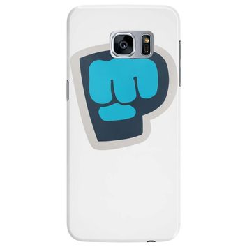 pewdiepie the blue brofist Samsung Galaxy S7 Edge