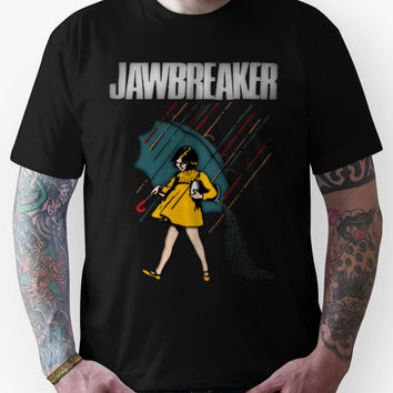 Jawbreaker Morton Salt Girl When it Pains it Roar Men's ... |Morton Salt Jawbreaker