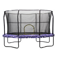 Bazoongi Jumpking Small Trampoline