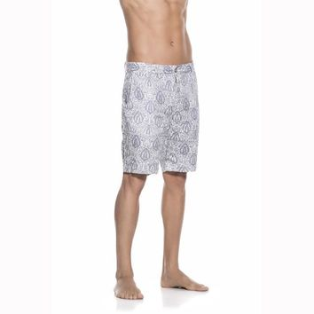 ONDADEMAR SELVATICA PRINTS SHORTS SHORTS BEACHWEAR