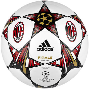 adidas Finale AC Milan Football - White